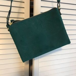 Old Navy cross body bag green